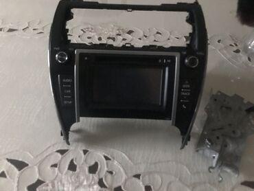 тойота ярис версо бишкек в Кыргызстан: Продаю штатный монитор от Toyota Camry 50 se 2014 года в идеальном