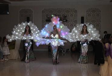 преподаватель танцев в Кыргызстан: Светодиодное шоу Бишкек!Танцы на заказ!шоу на