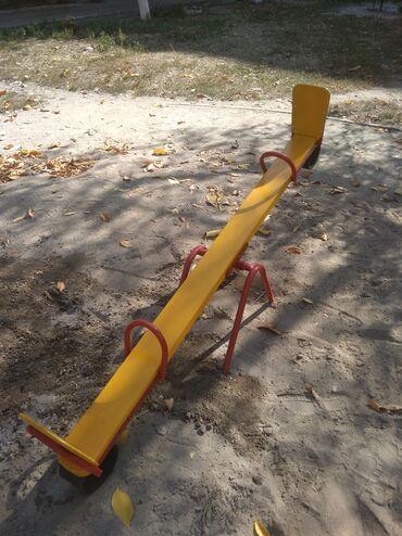 Детские качели-Балансир! Для детских садов, общих и частных игровых