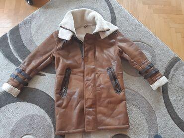 Zara jakna - Srbija: Muška Zarina zimska jakna, obučena samo u radnji kad je probana