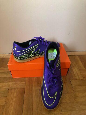 Patike za fudbal - Srbija: Nike Hypervenom 45.5 (29.5cm) Novo patike za fudbalNike