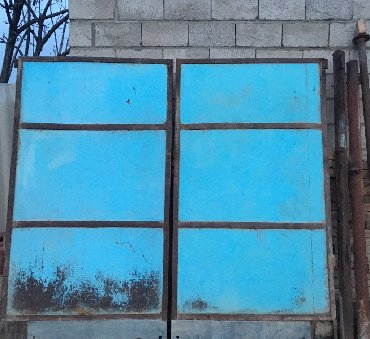 ворота на гараж в Кыргызстан: Гаражные ворота