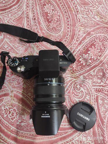 Fotoaparat Samsung NX200