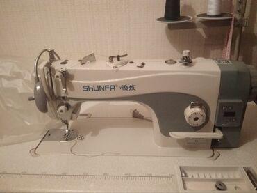 Электро швейная машинка - Кыргызстан: Продаётся швейная машина фирмы SHUNFA, практически в новом состоянии