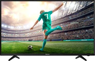 stekljannuju podstavku dlja tv в Кыргызстан: Распродажа!!! TV Hisense 82 см