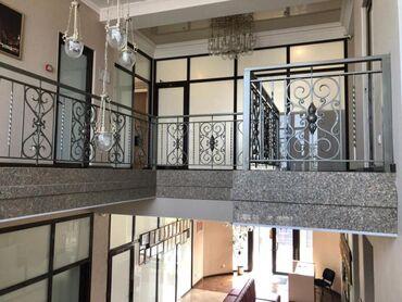 Здания - Кыргызстан: Бронируйте уникальное нежилое помещение 500 м2, 13 кабинетов, р-он