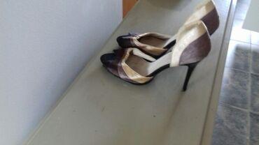 Zenske elegantne cipele.kvalitetne,prelepe.cena za oba para