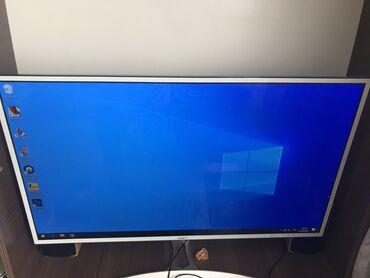 logitech hd в Кыргызстан: Продаю монитор anmite 32 1920х1080 full hd
