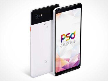 Google Pixel 2XL 4/64 GB  Есть защитное стекло и чехол  По корпусу нед