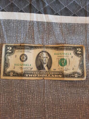 48 elan   İDMAN VƏ HOBBI: 1976 cı ilin doları satılır 2 dolar nadir tapıntıdır qiyməti 1000 az