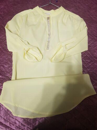 Женская одежда - Кок-Джар: Срочно продаю рубашку одевали 1 раз производство Турция