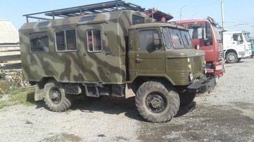 Продаю ГАЗ 66 микроавтобус 1977 года в Бишкек