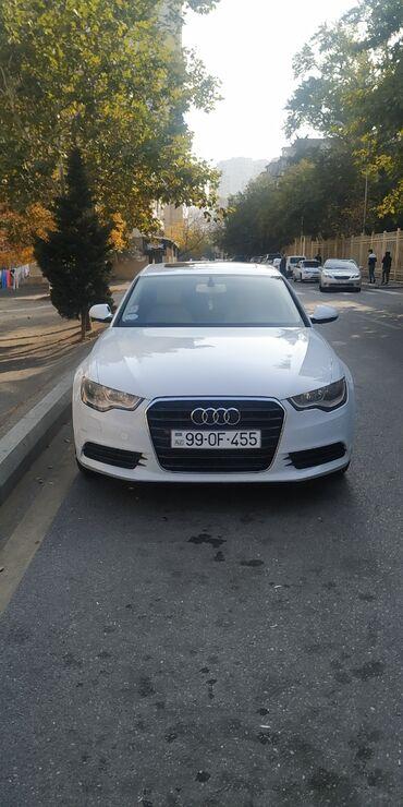 audi a6 3 multitronic - Azərbaycan: Digər 2 l. 2011 | 127700 km