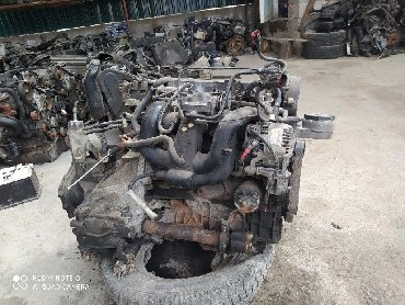 автозапчасти на форд фокус 1 в Кыргызстан: Двигатель форд фокус ( ford zetec) 1.8 привозной 16 клапановый