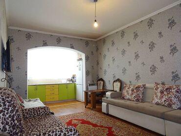 продажа 1 комнатных квартир в бишкеке в Кыргызстан: 106 серия улучшенная, 1 комната, 50 кв. м Неугловая квартира