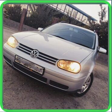 авто в кыргызстане из японии in Кыргызстан | АВТОЗАПЧАСТИ: Volkswagen Golf Variant 2 л. 2002 | 201254 км