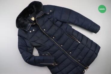 Жіноча зимова куртка з паском (штучне хутро) Terranova, p. M    Довжин