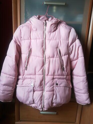 Zimske-kape-o - Srbija: Zara zimska jakna 11-12/152Očuvana, super topla, moderna, nema