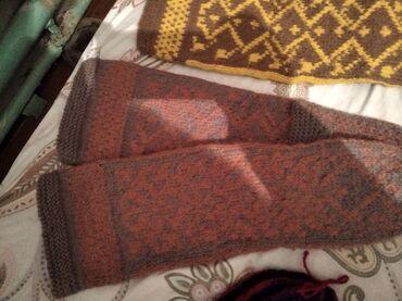 Женская одежда в Чолпон-Ата: Продаю вязание носки
