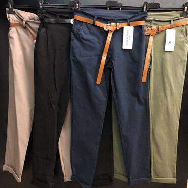 Tricetvrt pantalone - Srbija: Pantalone 1850din  Velicine s m l xl xxl Materijal viskoza elastin