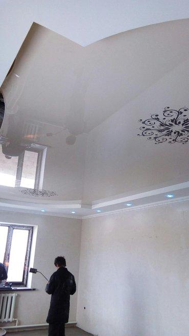 ремонт квартиру до ключ обои паркет ламинант потолки в Бишкек