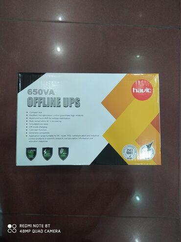 yuva - Azərbaycan: Havit 650W UPSOffline UPS Havit 650W2 ədəd power yuva