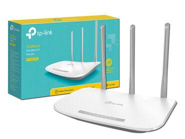 pupslar üçün aksesuarlar - Azərbaycan: TP-Link TL-WR845N 300Mbps Wireless N Router- Bütün məhsullarımız yeni