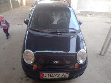 Транспорт - Кара-Суу: Daewoo Matiz 0.8 л. 2002 | 1212111 км