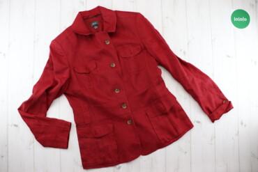 Жіночий піджак Mexx, М    Бренд Mexx Розмір М Колір червоний  Довжина
