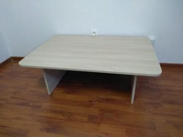 Новый стол в красивом цвете, размер в Бишкек