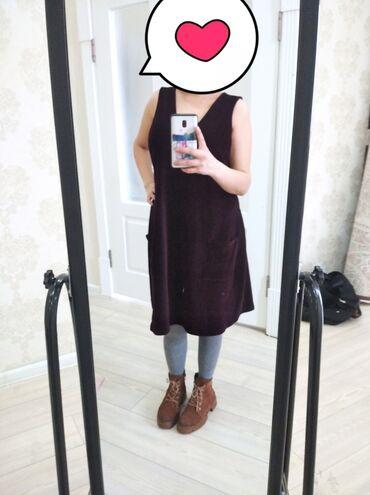 Платье L