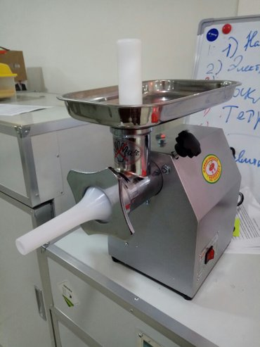 Мясорубка промышленная 150 кг в час.мясорубка. Мощная. Бизнес в Бишкек