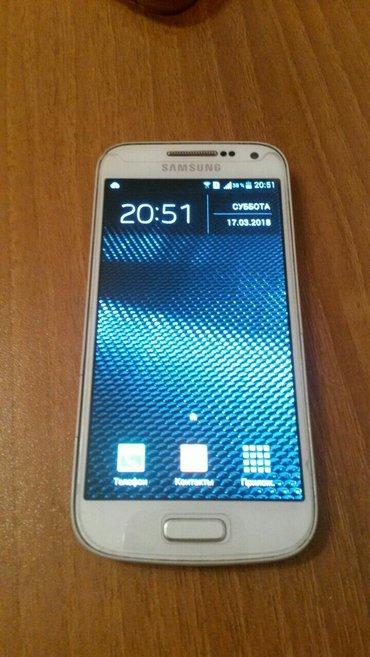 Bakı şəhərində Samsung s4 mini. Iki ededdir. Qara 130 ag 120.