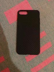 Чехлы в Забрат: Apple Iphone 8 Plus telefonu üçün rezin, yumşaq arxalıq (kabro)