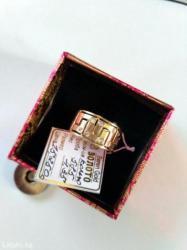 срочно продаю золотое кольцо,новая. российское желтое золото размер 18 в Бишкек