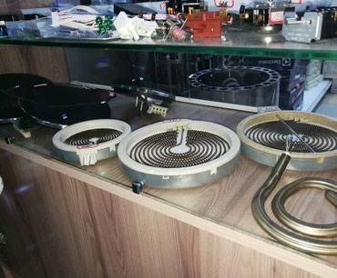 Запчасти на электрические духовки в большом ассортименте  в Бишкек