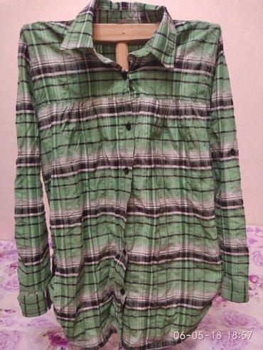 Рубашка женская . 48 размер.   в Бишкек
