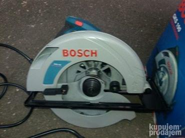 Bosch cirkular u kutiji novo - Pozarevac