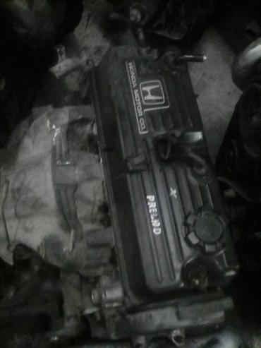 Honda Prelude двигатель 20 бензин есть карбюратор двухкамерный рулевая