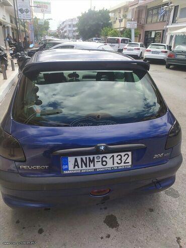 Peugeot 206 1.4 l. 2003 | 169000 km