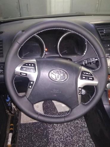 перетяжка панели авто в Кыргызстан: Перетяжка салона автомобиля руль, панель, сидения, шумоизоляция