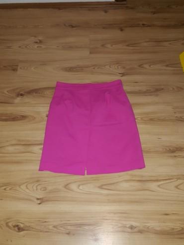 Suknja-svilena-broj - Srbija: Zara suknja broj L