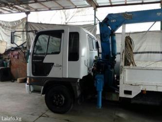 Услуг крана манипулятора - Кыргызстан: Услуги Крана манипулятора. Профессионально,качественно