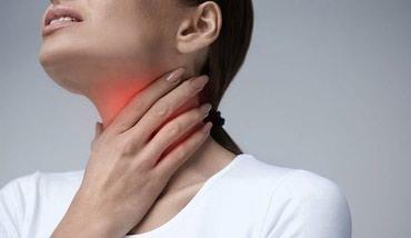 Boğaz ağrılarıBoğazın ağrıması uşaqlıqda yayğın olanxesteliklerden