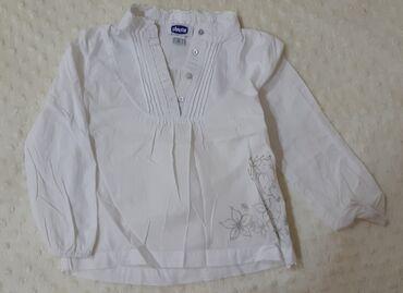 Za decu - Srbija: CHICCO košuljuca za devojčice br.92