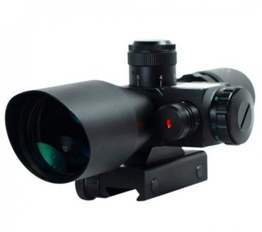Optika- Snajper sa laserom 2,5-10x40 -Sniper Rifle Scope - Beograd