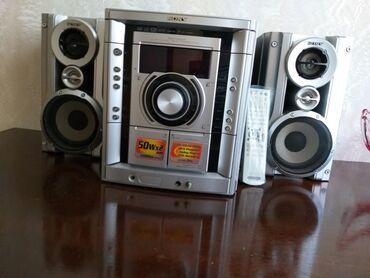 подарок мужу в Азербайджан: Sony muzukalni center 3 disk yeri var MUSIC GALERYden alinib cox keyf