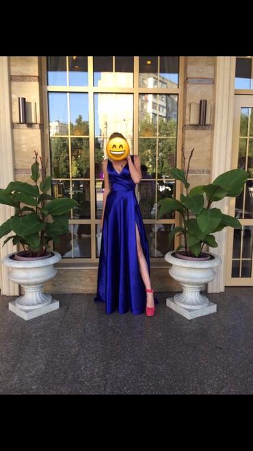 вечернее нарядное платье в Кыргызстан: Нарядное платье!Шила для себя, надевала всего один раз! Размер X-XS