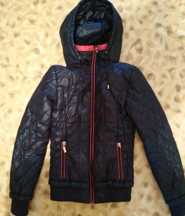 Курточка для девочки 6-8 лет б/у состояние хорошее в Бишкек