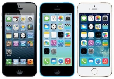 apple 4 s - Azərbaycan: IPhone 5s
